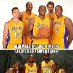 Los Angeles Lakers: From first to worst? Another true hollywood story #lakernation