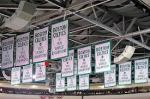 boston celtics NBA Championship Banners