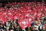San Francisco 49ers fans