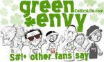 green envy celtics for life