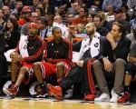 marquis teague on bench