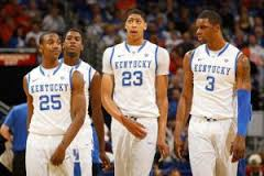 anthony davis michael kidd gilchrist marquis teague