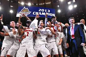 Louisville Cardinals 2013 Big East Champions