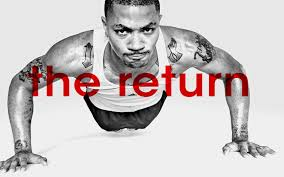 derrick rose the return