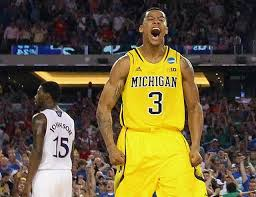 trey burke michigan wolverines point guard