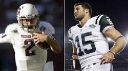 johnny manziel and tim tebow