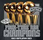 san antonio spurs dynasty