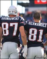 gronkowski and hernandez