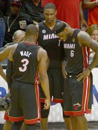 Future of the Miami Heat big 3