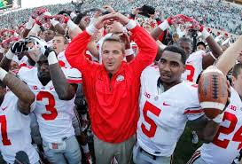 ohio state buckeyes urban myers and braxton miller