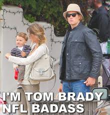 tom brady nfl bad ass