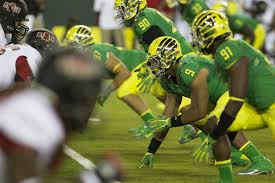 oregon ducks d line