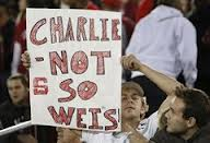 charlie  not so weis