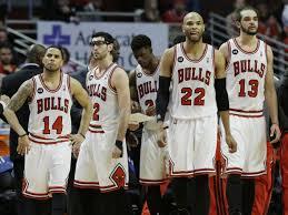 Bulls unimpressive 5