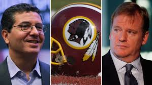 dan snyder and roger goodell