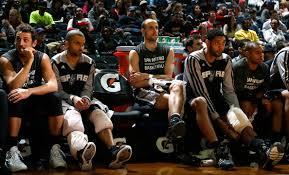 Spurs resting