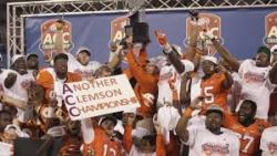 another clemson championship