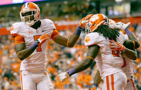 Mike Williams and Sammy Watkins