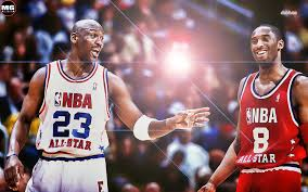 kobe bryat and michael jordan