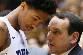 coach k and ingram