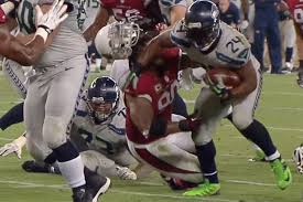 marshawn cardinal run