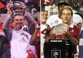 Eat Drink Sleep Sportz - Nick Saban Urban Meyer V! It is inevitable